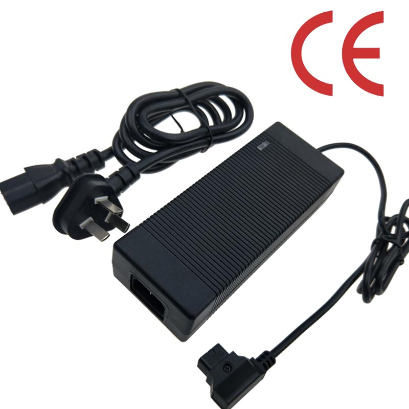 EN62368-1 24V 5A AC DC Power Supply Adaptor