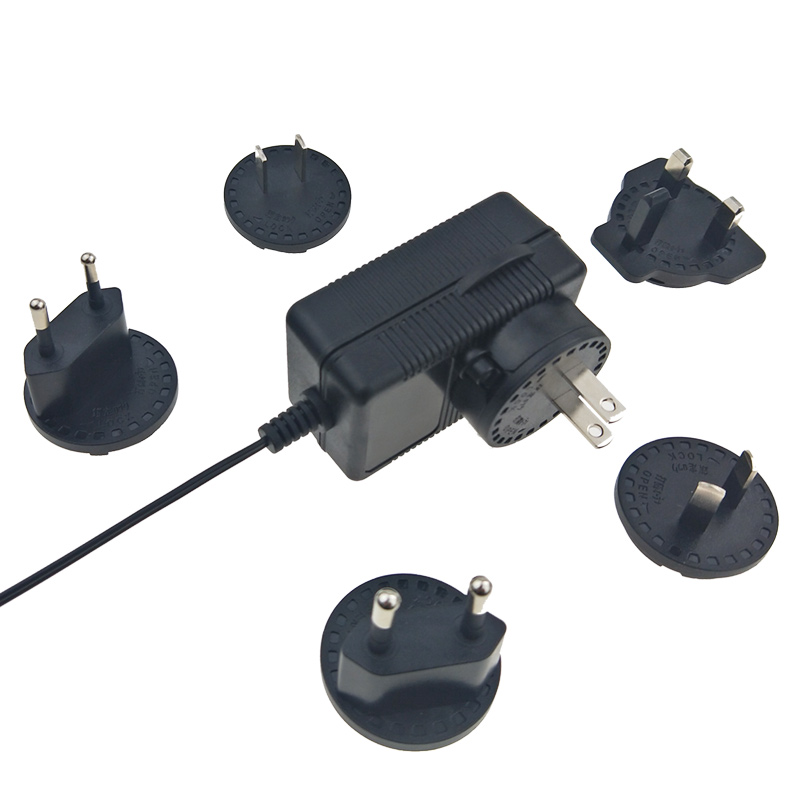 9.6V 2A AC DC power adapter