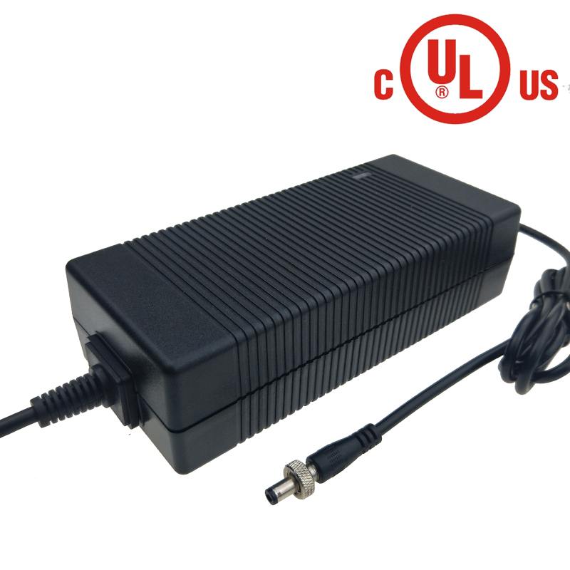 UL approved 29.4V 6.5A lithium battery charger