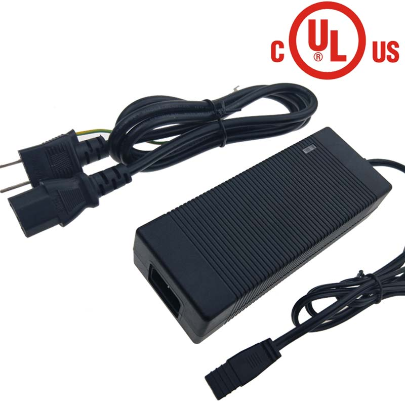 54.6V 2A Electric bike motor li-ion battery charger