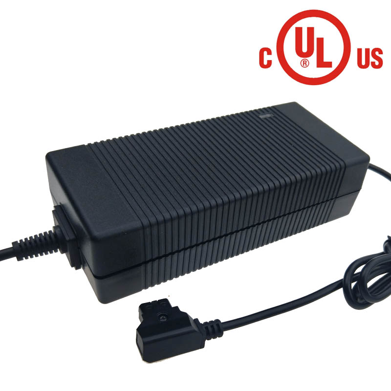 IEC62368 standard 63V 3A lithium-ion battery charger with CE/ROHS/GS/UL Certificates