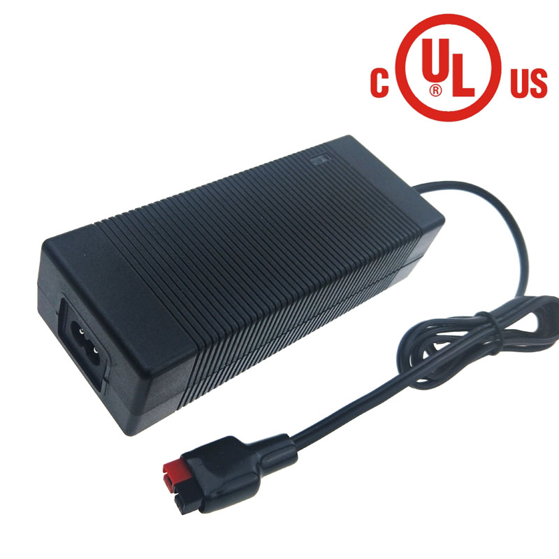UPS power supply battery charger 58.4v 2.75a lead-acid battery charger with UL GS CB PSE