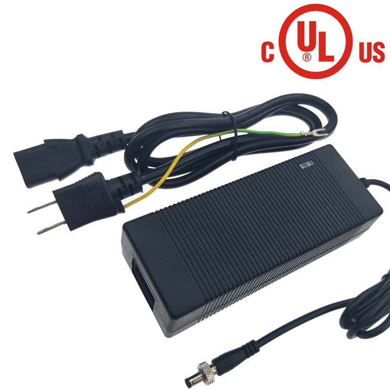 22V 6A lifePO4 battery charger