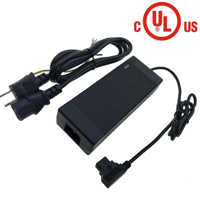 High quality scooter battery charger 50.4v 2a  li-ion battery charger