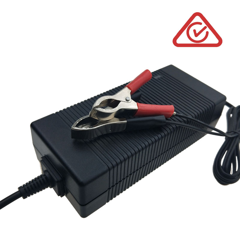 36.5V LiFePO4 Battery Charger