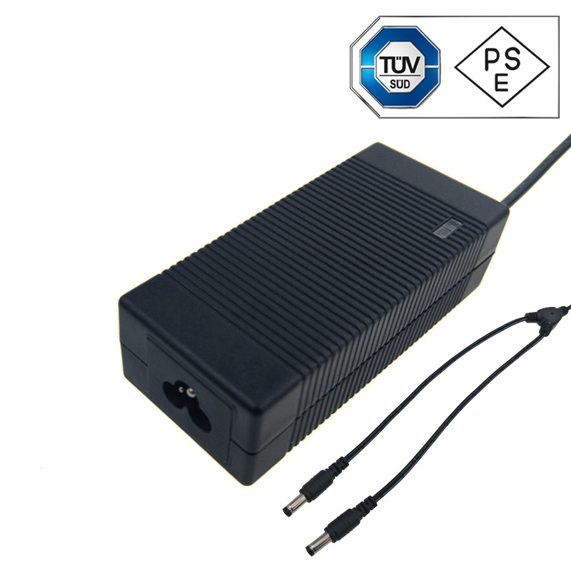 54.8V 1A lifePO4 battery charger with PSE