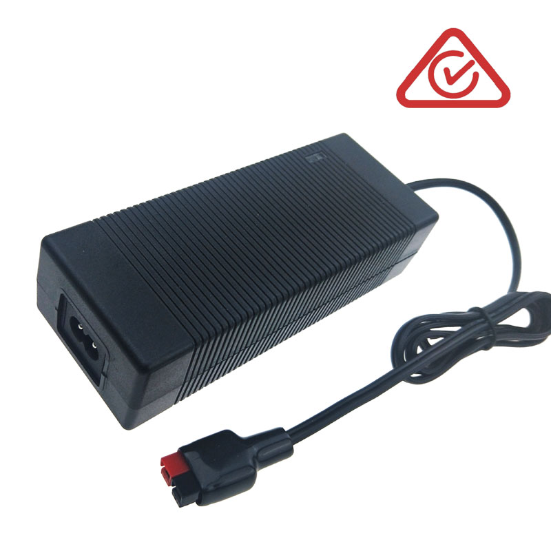 54.8V 2.5A lifePO4 battery charger