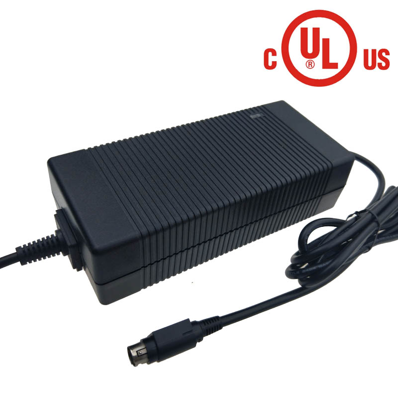 54.8V 3.5A lifePO4 battery charger