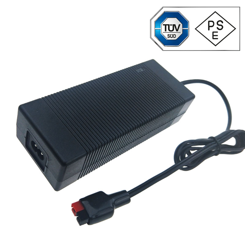 65.7V 3A lifePO4 battery charger