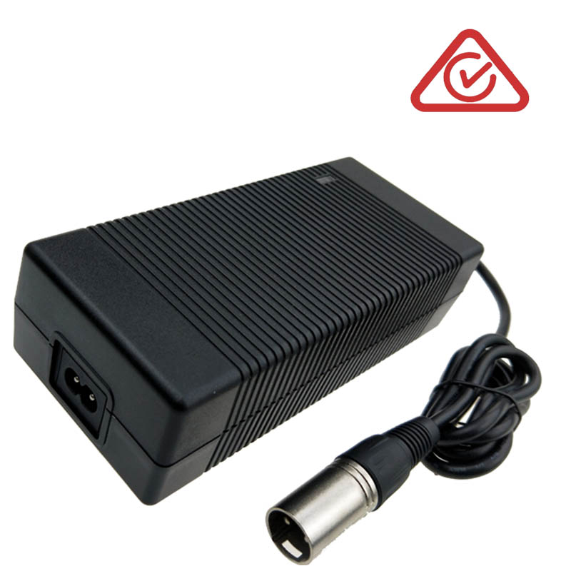 Lithium-ion battery charger 63V 2.5A for Electric Bike