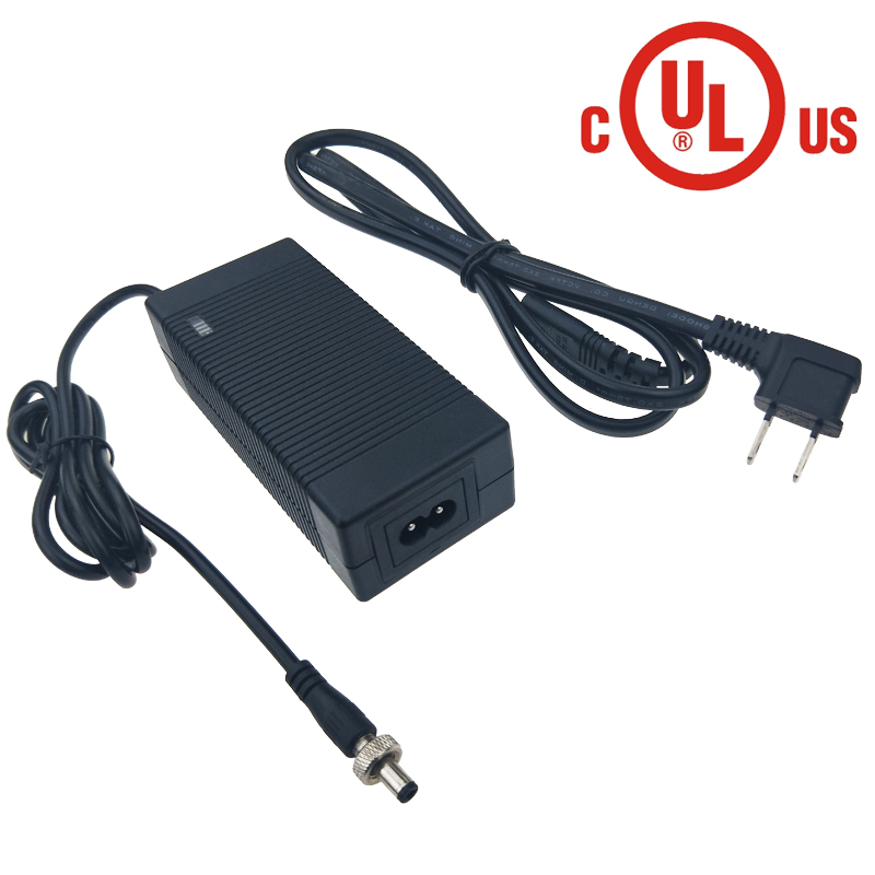 25.2V 2.5A lithium battery charger UL