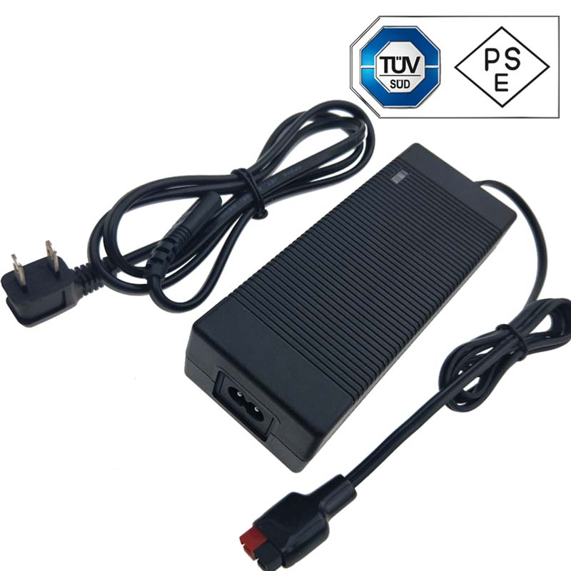 12.6V 8A Li-ion Battery Charger