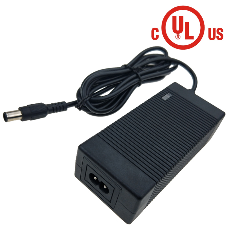 12.6V 4A CE UL GS PSE KCC certified Li-ion battery charger