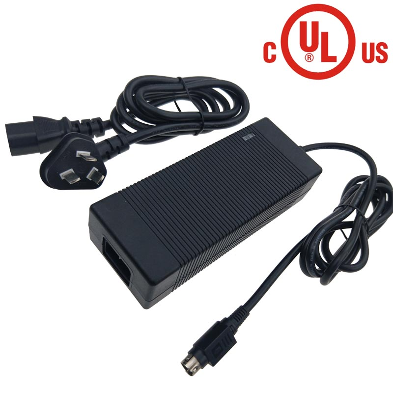 UL62368-1 Certified 25.2V 5A Lithium Battery Charger