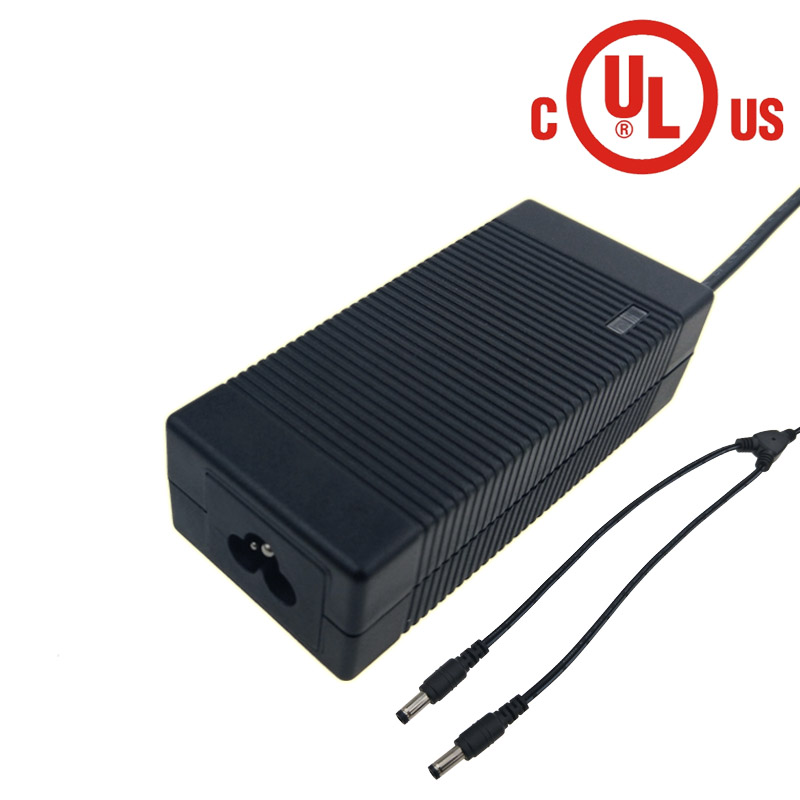 Desktop 33.6V 1.8A Lithium Battery Charger With EN62368-1 Approved