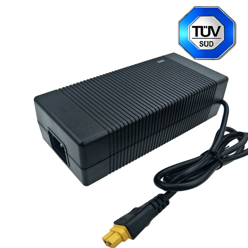 UL62368-1 Approved 33.6V 4A Lithium Battery Charger