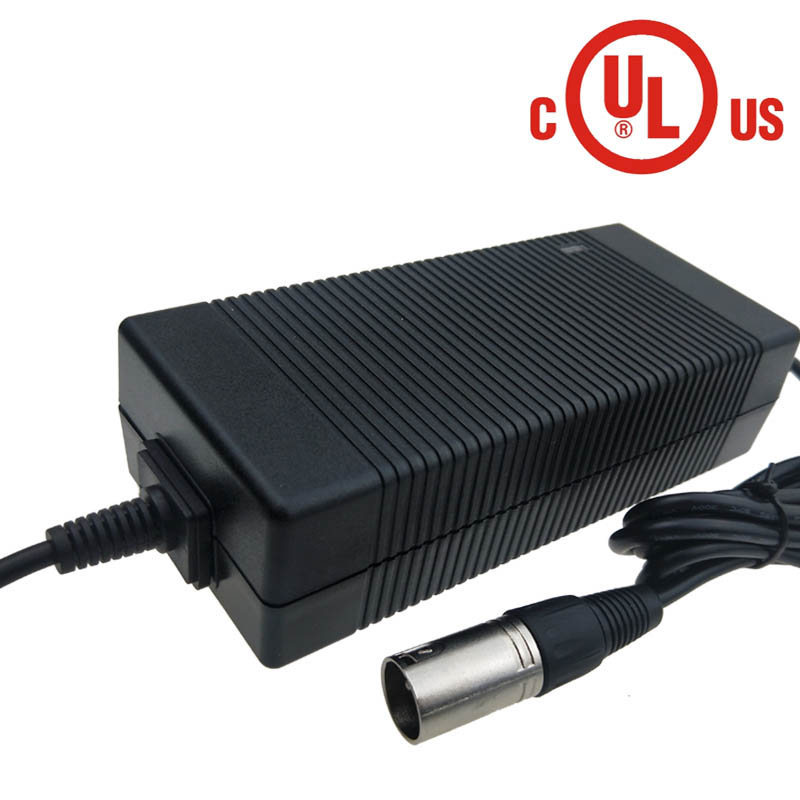 J62368-1 Approved 33.6V 6A Lithium Battery Charger