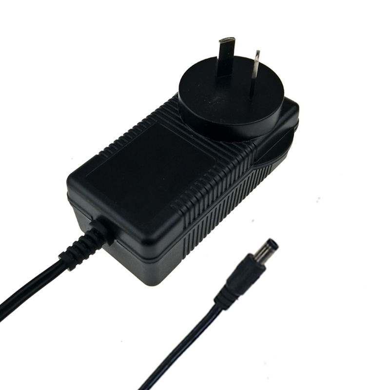 34V 1A Wall Plug Power Adapter For Massager
