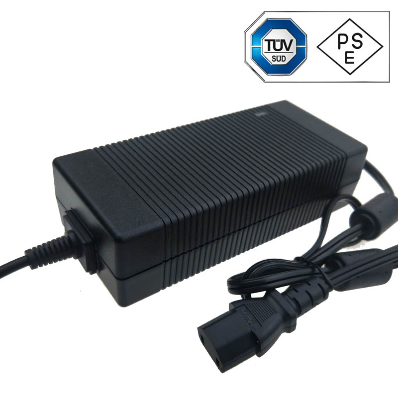 58V 3.5A Power Supply With Newest Safety Standard EN62368-1 Approved