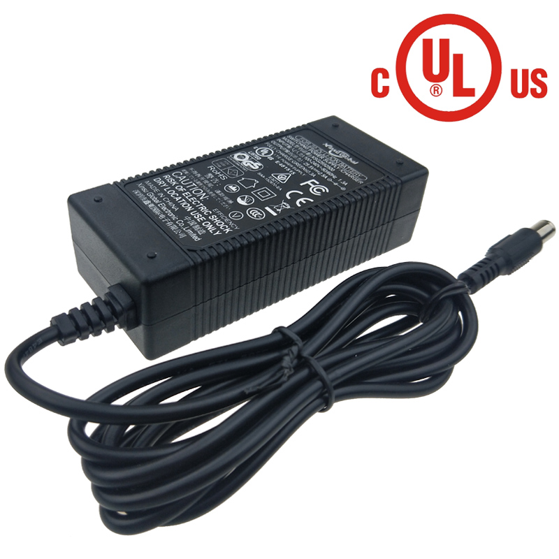 46.2V 1.25A 11 Stages Lithium Battery Pack Charger