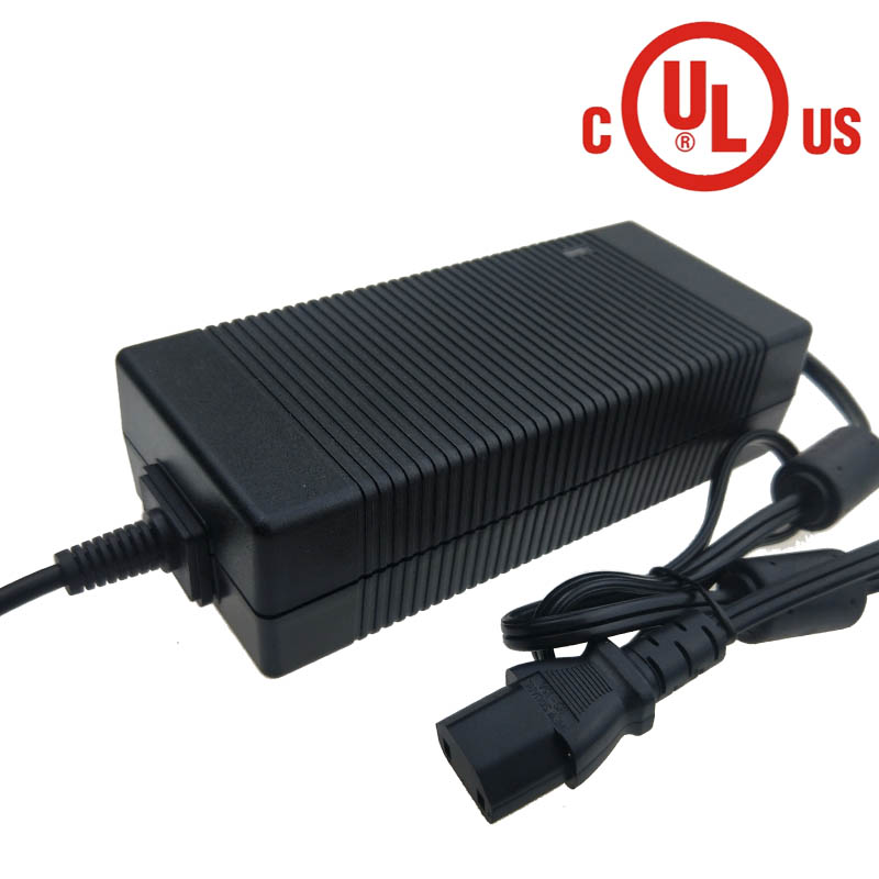 Electric Boat Battery Charger 46.2V 3A With UL62368-1 Certified