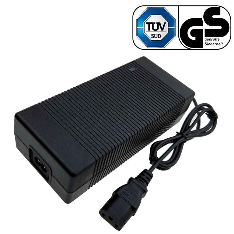 12S 50.4V 2.5A Lithium Battery Pack Charger