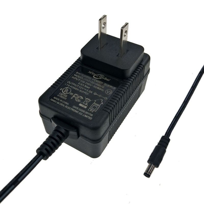 12.6V 1.5A medical battery charger